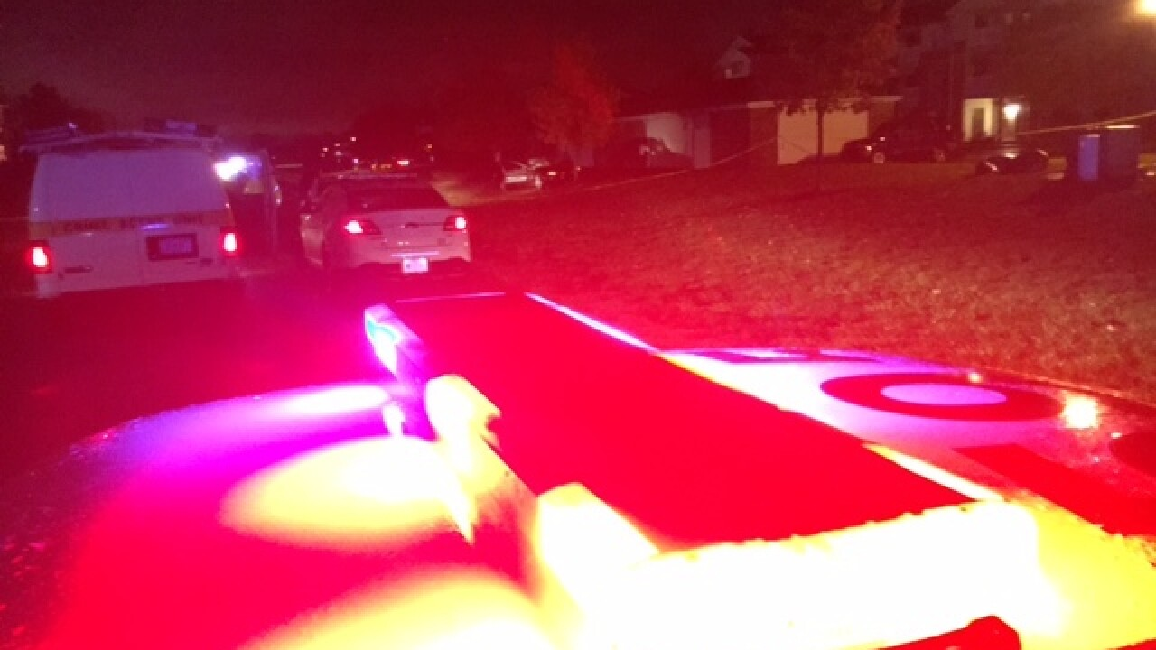 Police: Person killed in shootout inside vehicle