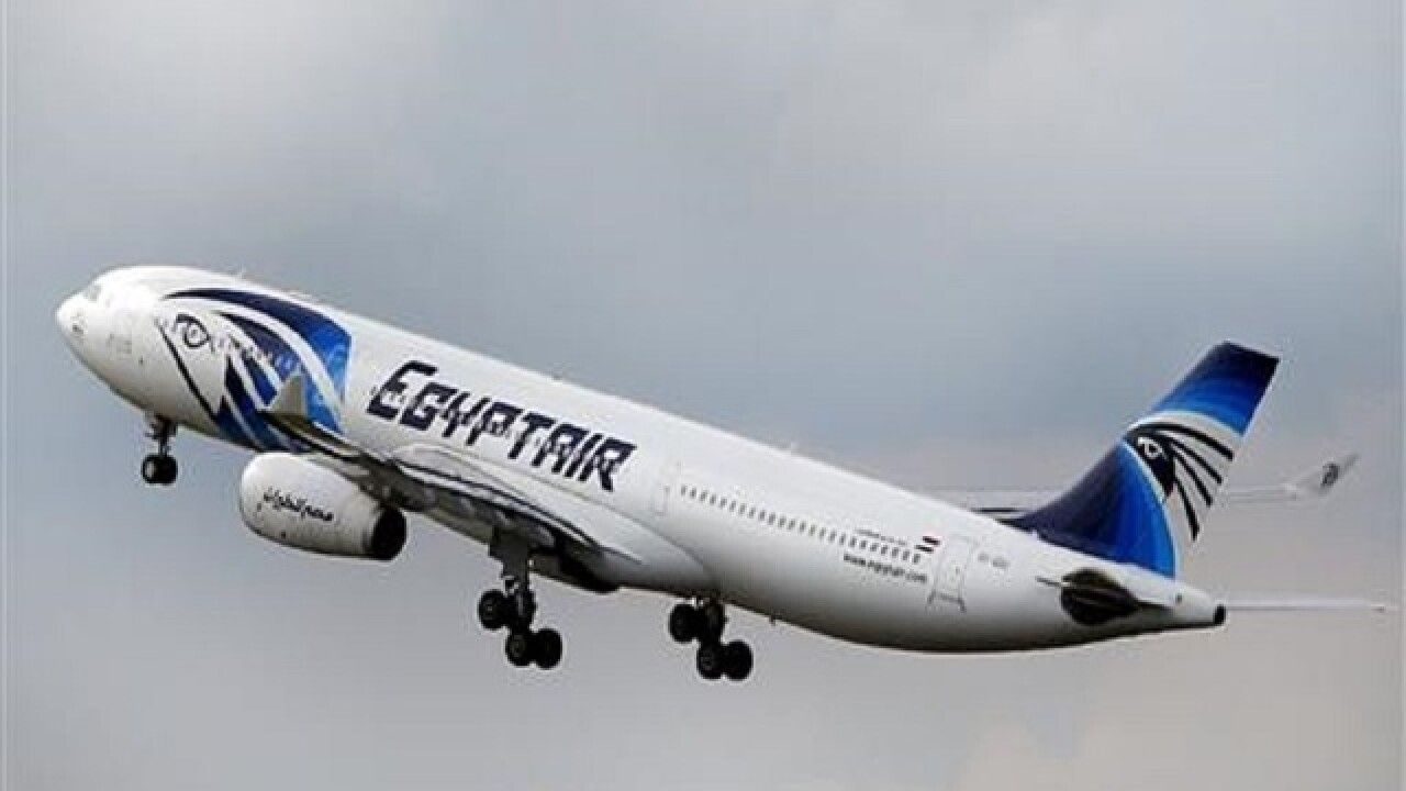 EgyptAir pilots tried to put out fire, voice recorders indicate