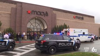 Suspect in deadly Idaho mall shooting is dead