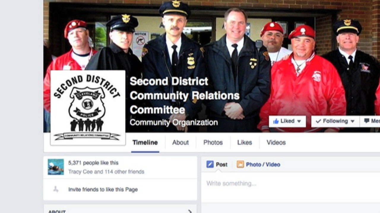 Local police step-up arrests using Facebook
