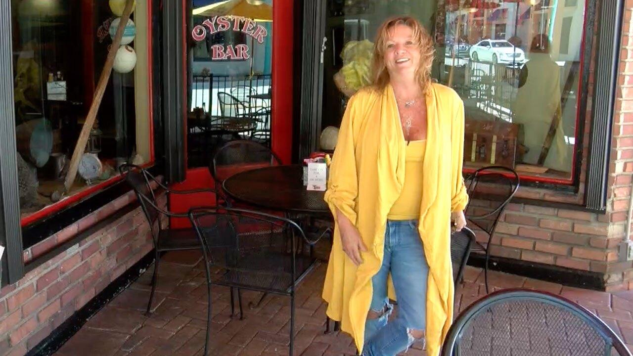 Hurricane Alley owner Kim Kelly talks about Boynton Beach's redevelopment plans