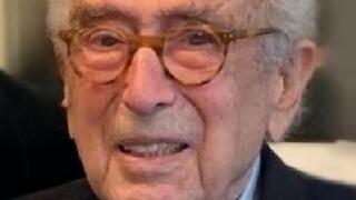 Seymour Padnos, Courtesy Legacy.com