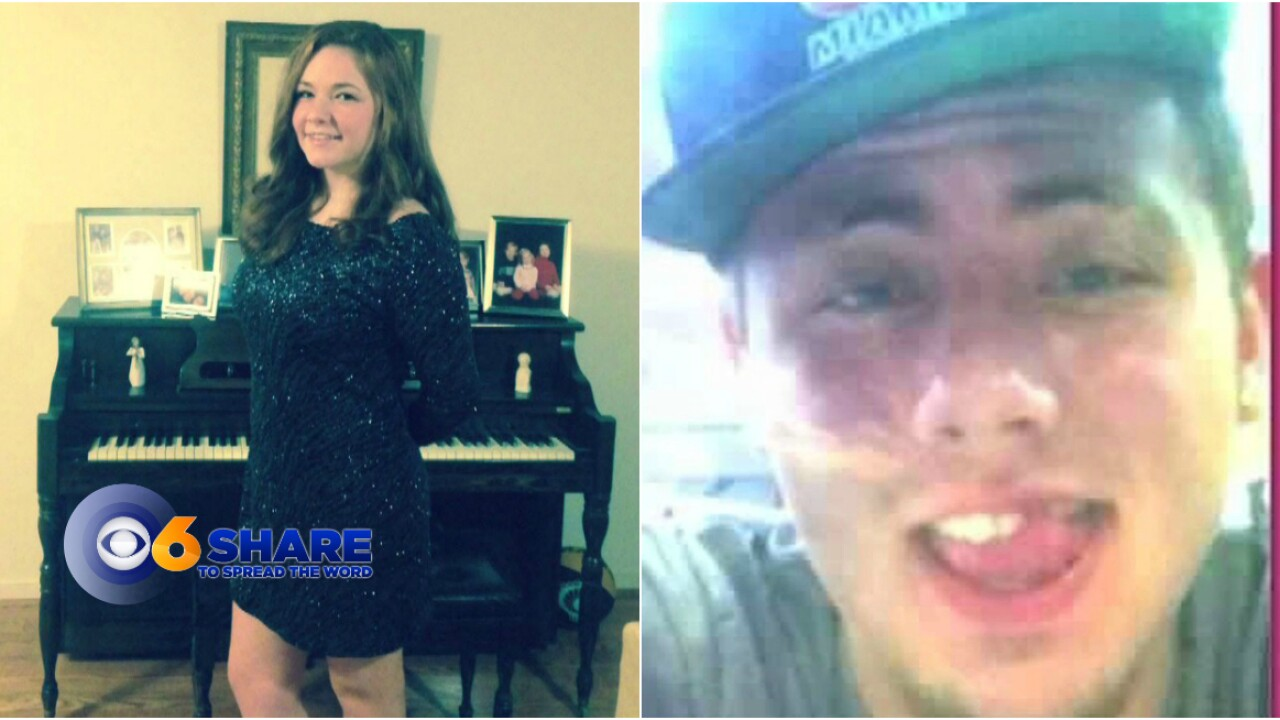 Dad: Missing Chesterfield teens found safe; called home after seeing CBS 6report