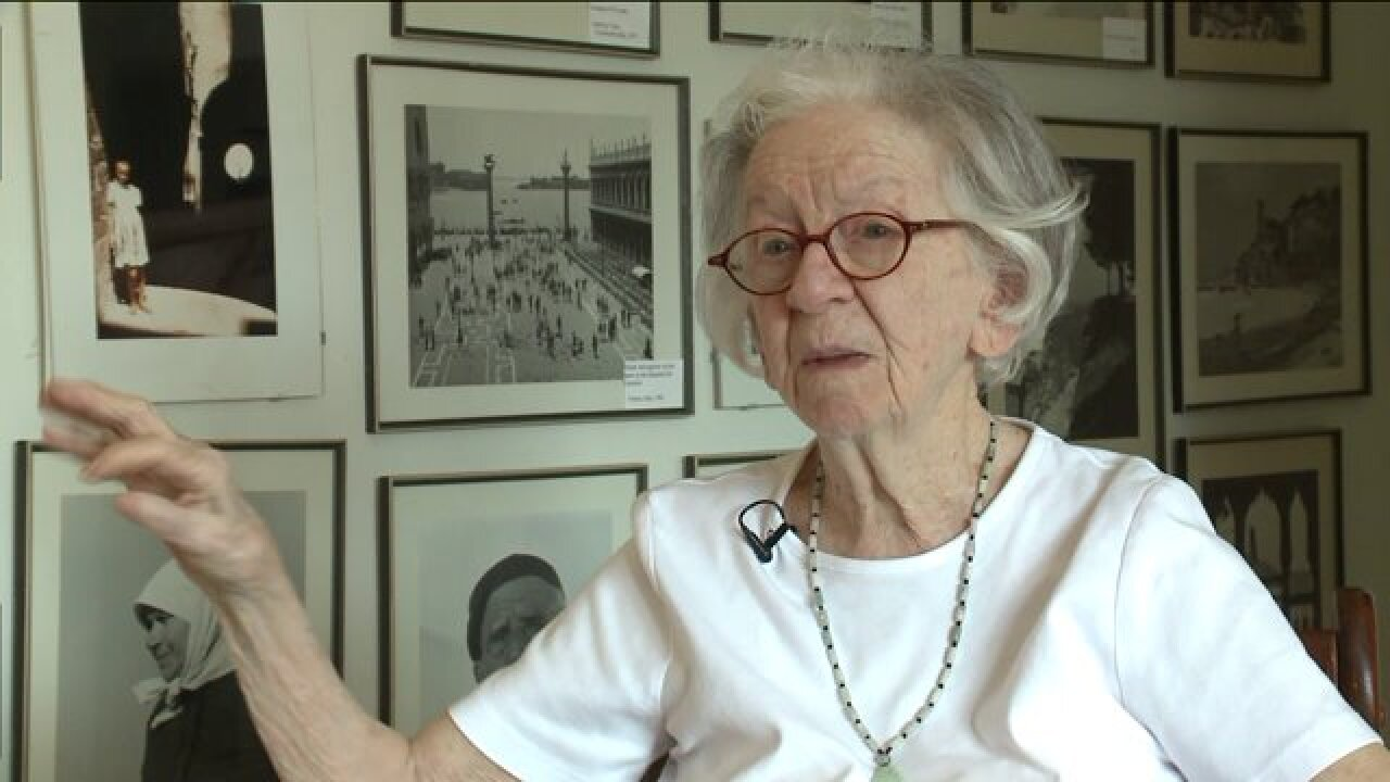 97-year-old Virginia Beach woman becoming an Honorary Green Beret