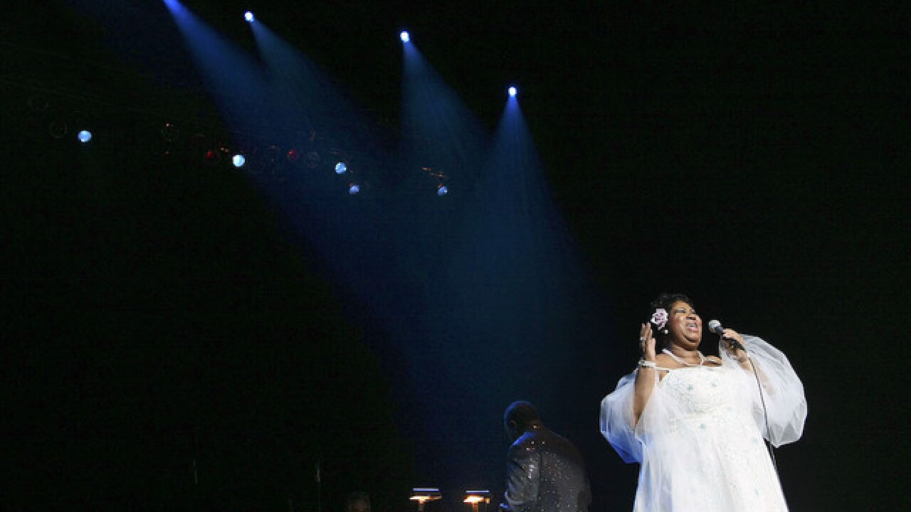 Report: Police investigating theft from Aretha Franklin's estate