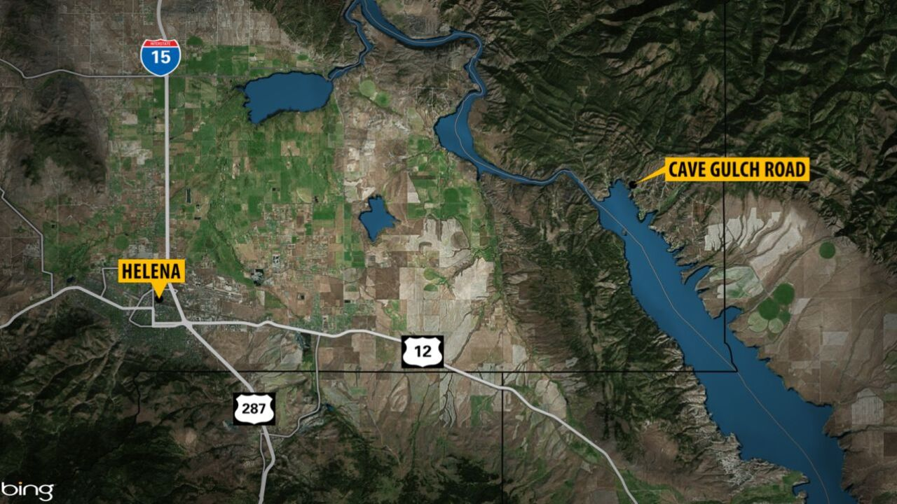 Sheriff's Office is investigating a possible homicide in Lewis & Clark County