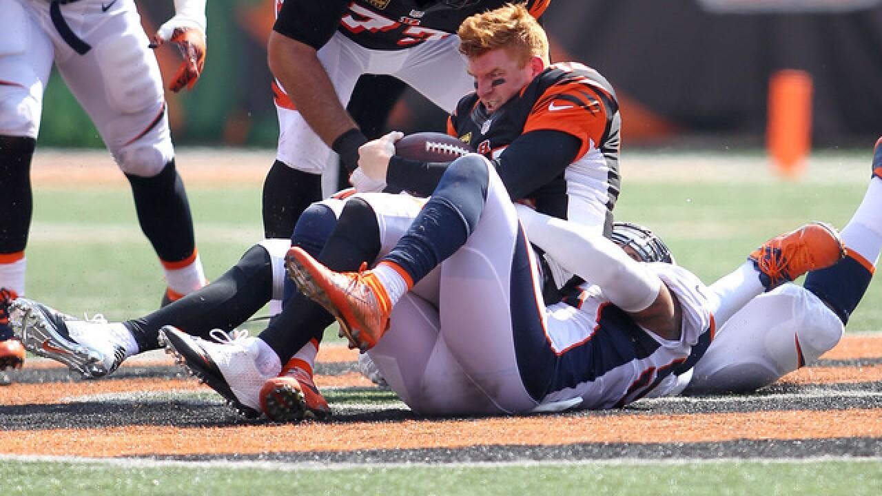 Broncos beat down Bengals: Top 5 plays