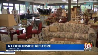 A Look At Habitat For Humanity's ReStore