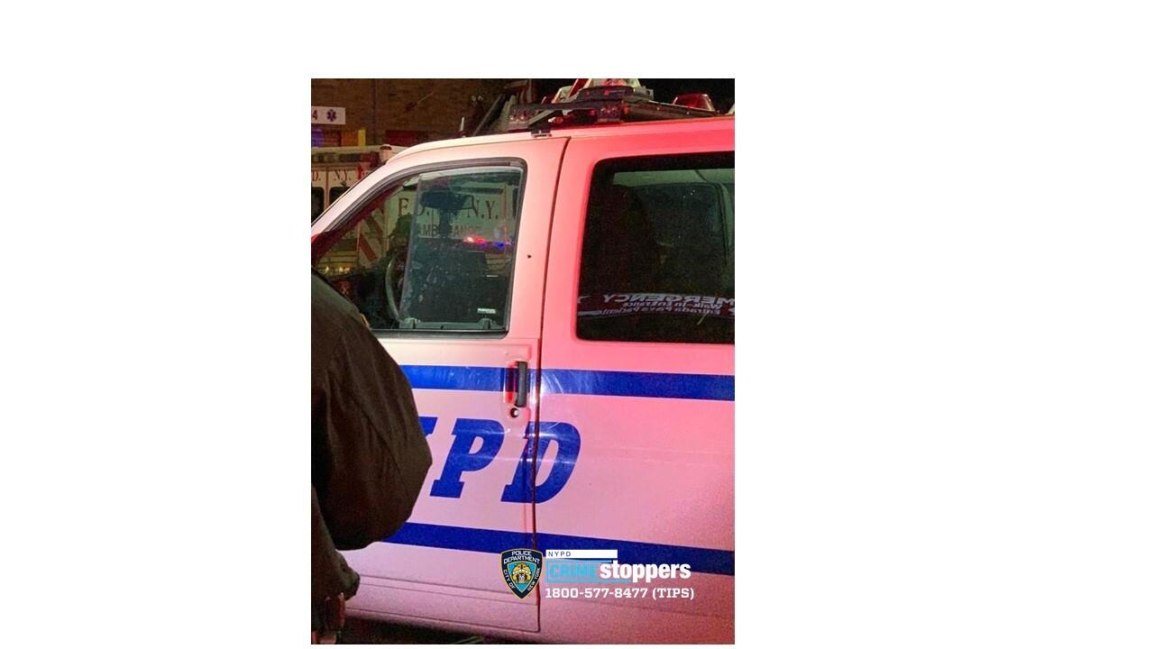 officer shot longwood bronx 2-8-20 MOS invloved shooting 41 pct Van.jpg