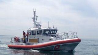 Coast Guard Station St. Joseph accepts new 45-foot RB-M