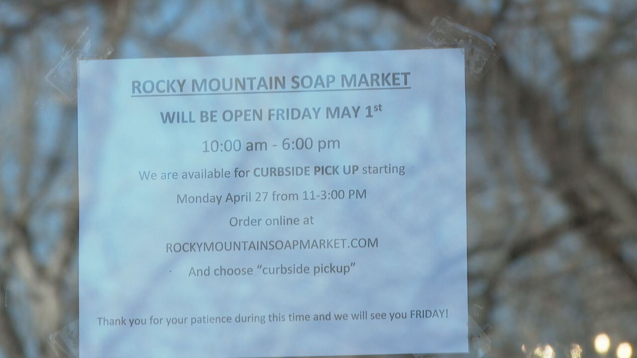 The Rebound: Reopening some businesses starting May 1