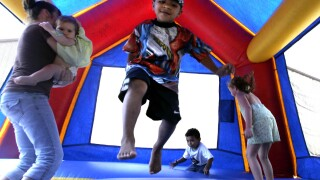 Bounce House Injuries