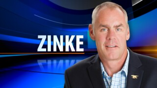 Zinke files to run for new MT Congressional District