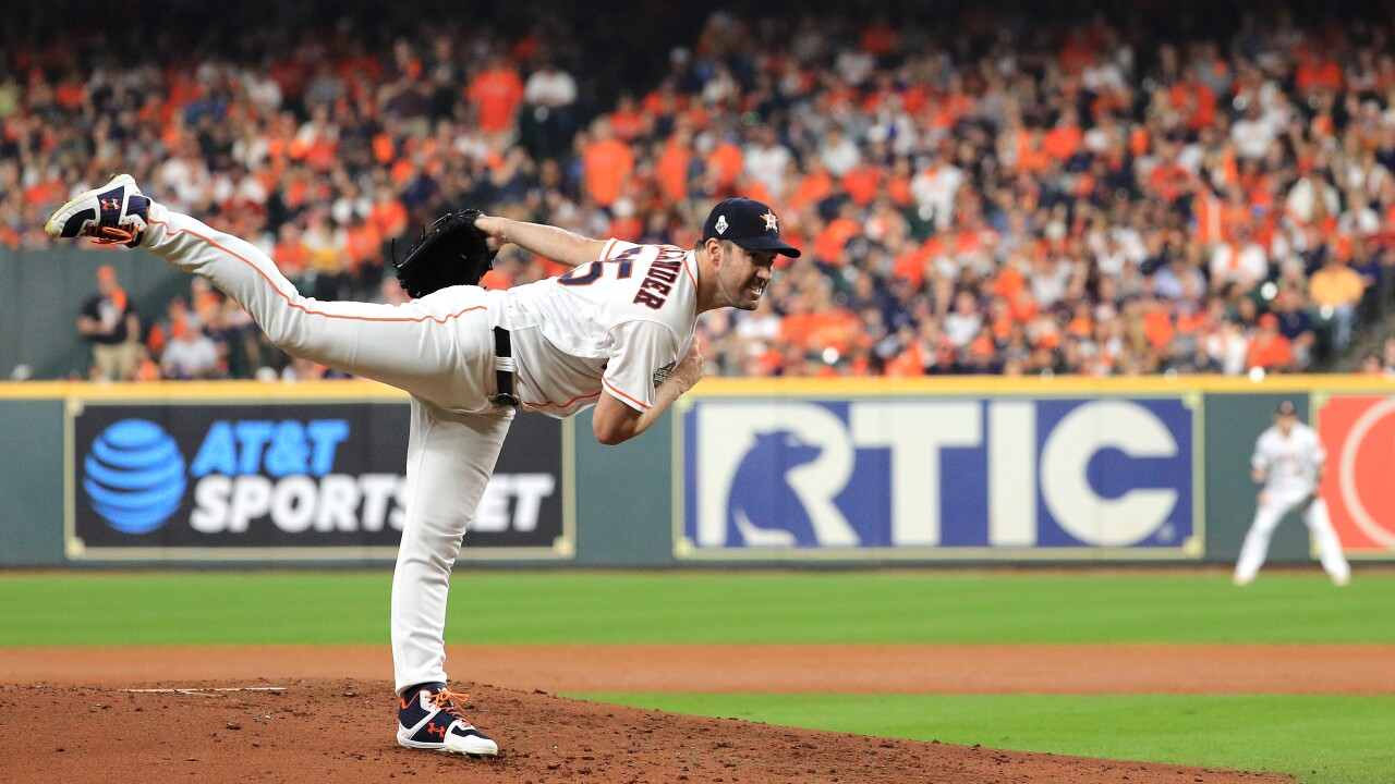 Justin Verlander, former ODU standout, could win World Series start, claim 2nd championship in 3years