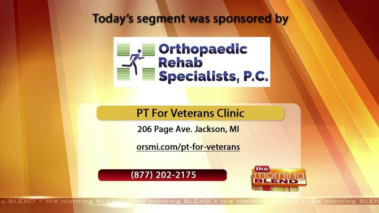Ortho Rehab PT for Vets Clinic.jpg