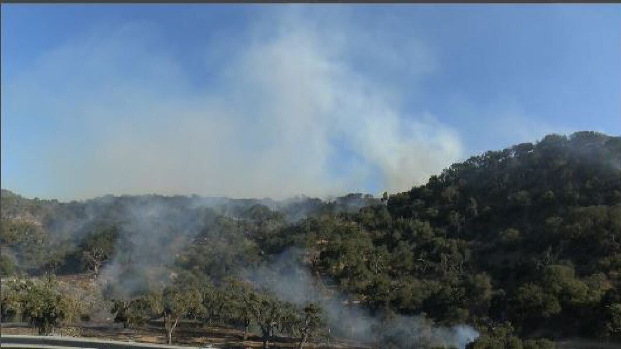 McMurray fire now 30% contained, remains at 200 acres