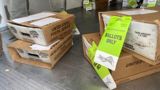 624K ballots mailed out Friday to voters across Montana