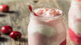 Cupid Floats Will Be Your Go-to Valentine's Day Drink