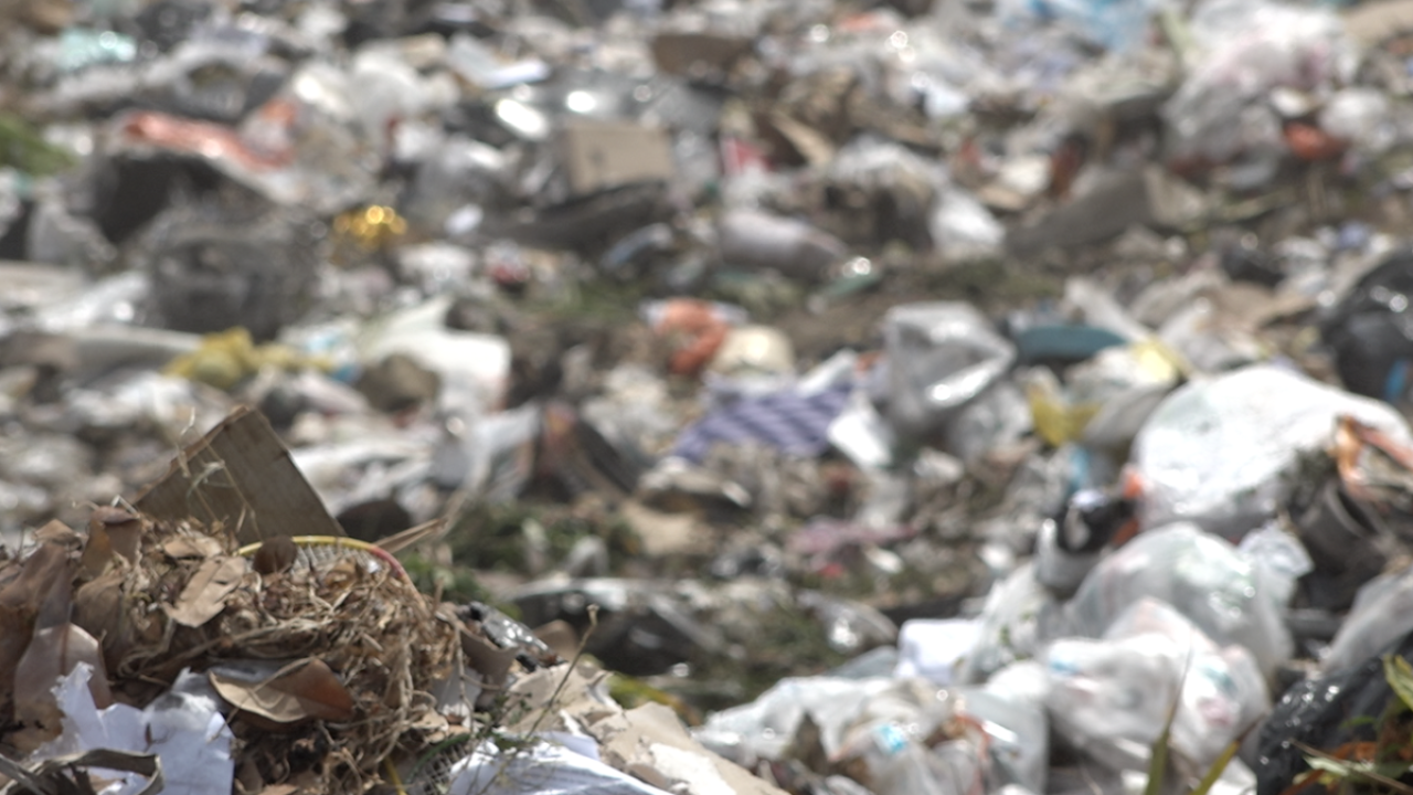 Report: County residents tossing more trash