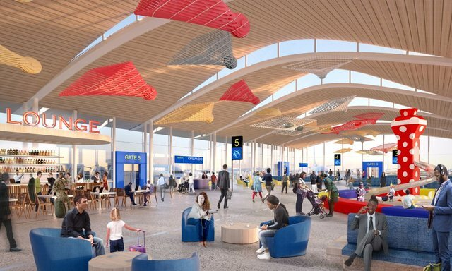 PHOTOS: First look at Edgemoor's design for the KCI terminal