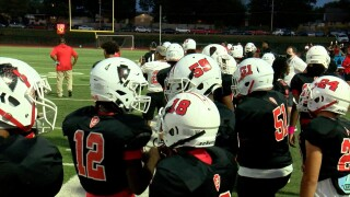 Central High first-ever home football field