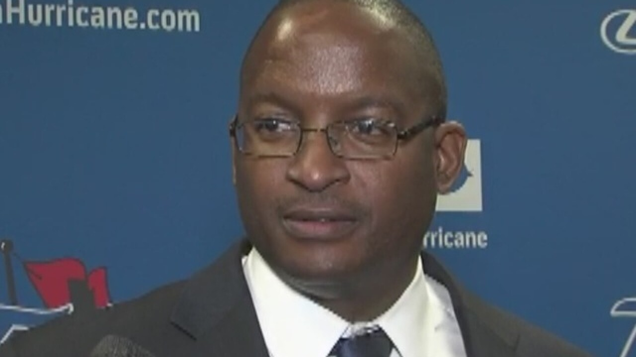 TU athletic director Derrick Gragg expected to take position at University of Arkansas