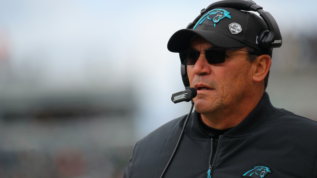 Rivera to the Redskins: Washington hires ex-Panthers bench boss Ron Rivera as new head coach