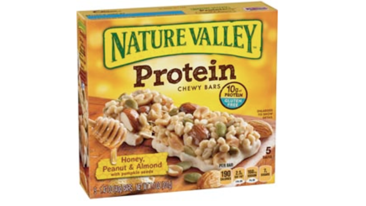 Listeria concerns prompt snack bar recall