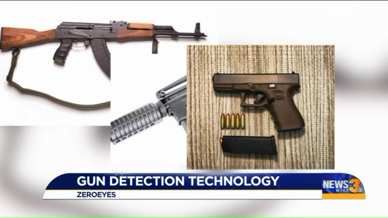 Former locally-based Navy SEALs develop gun detection technology to stop mass shootings