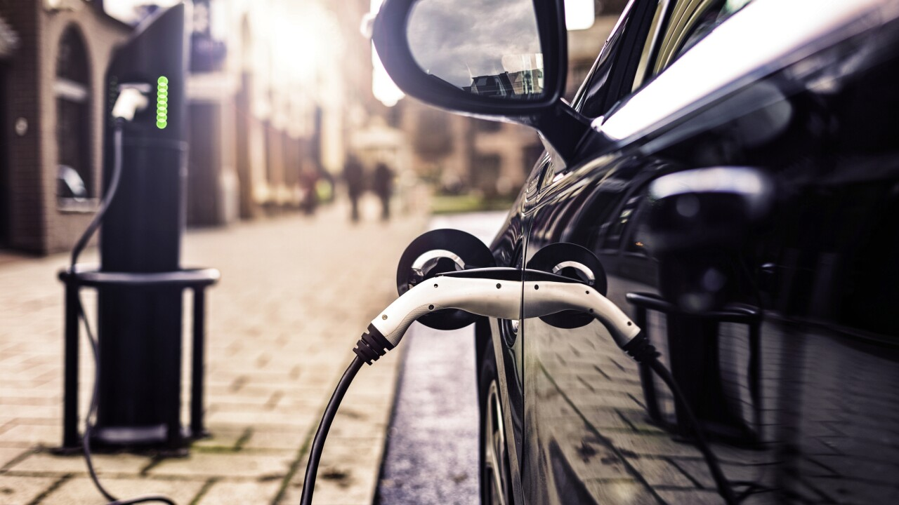 Electric car charging station coming to Newport News Walmart