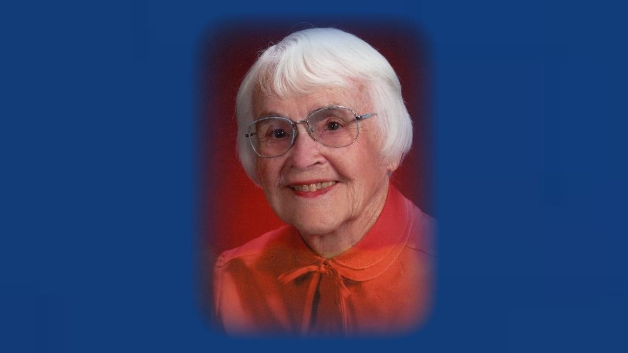 Nora Marie Gilligan November 18, 1917 - July 13, 2021
