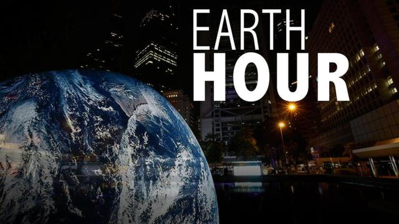 Las Vegas Strip hotels taking part in Earth Hour Saturday