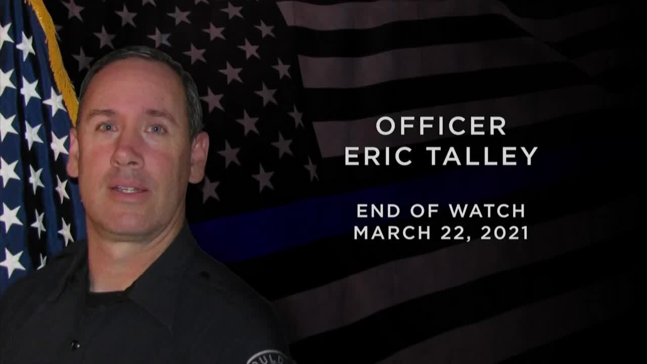 officer eric talley end of watch