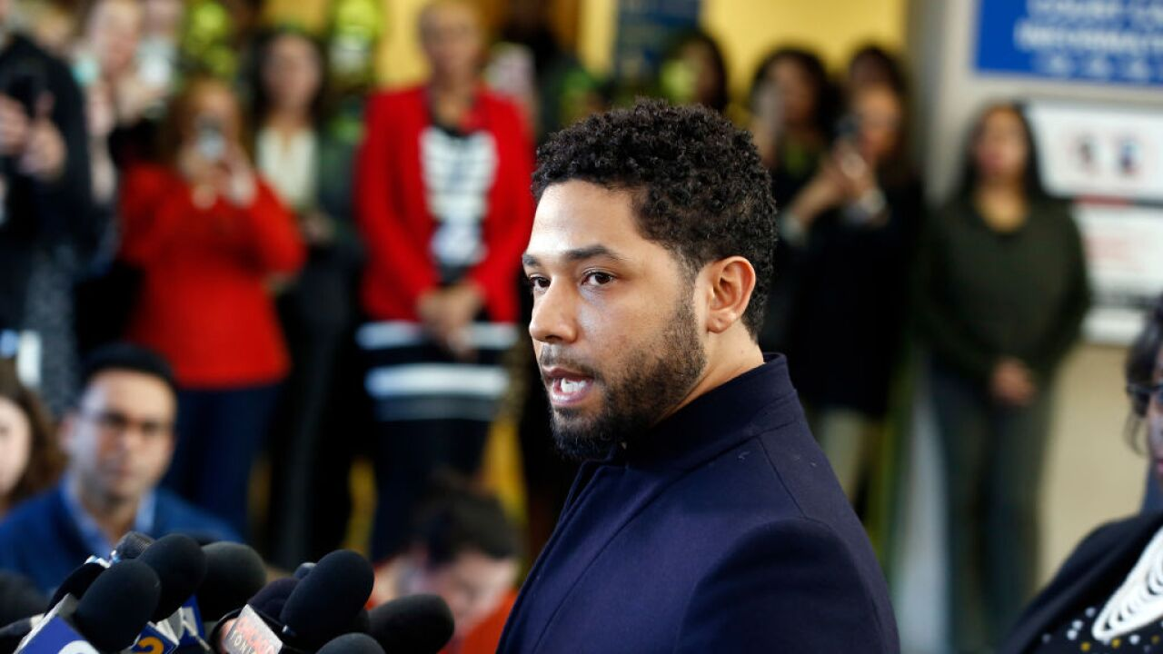The Jussie Smollett prosecutor 'misled the public' about the dropped felony charges, a lawyers group says