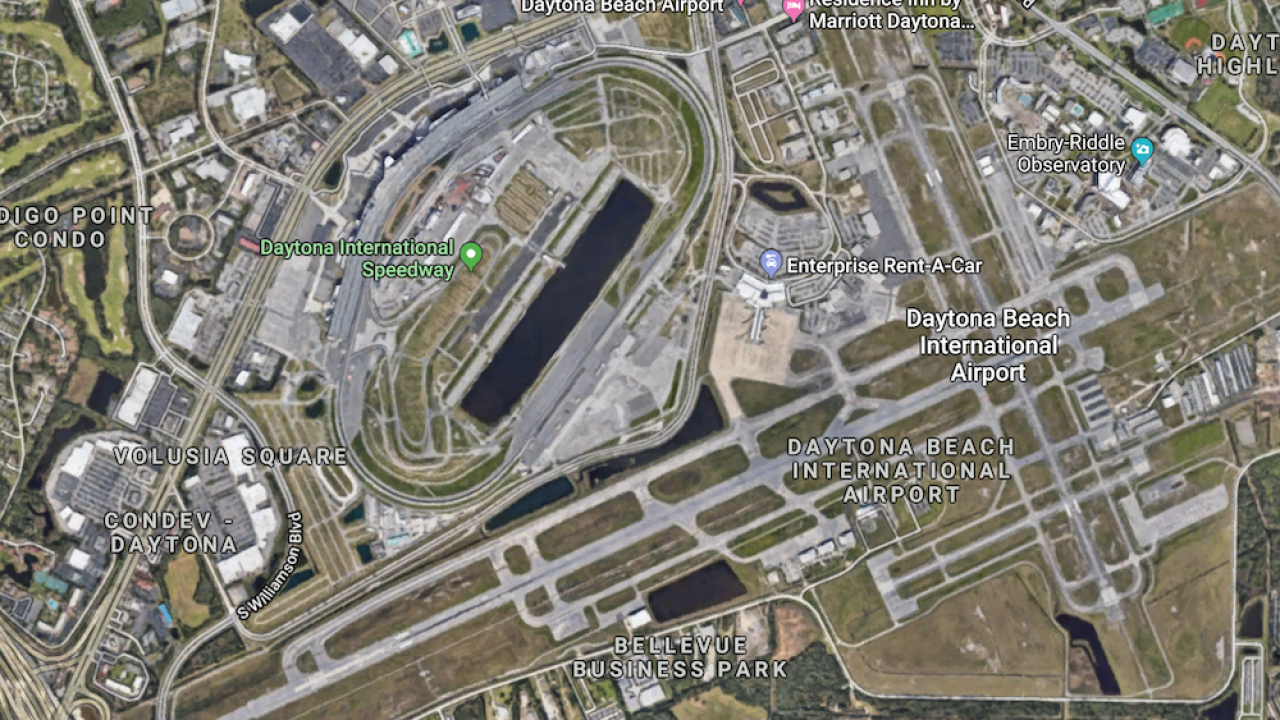 Daytona Beach International Airport evacuated over suspicious package