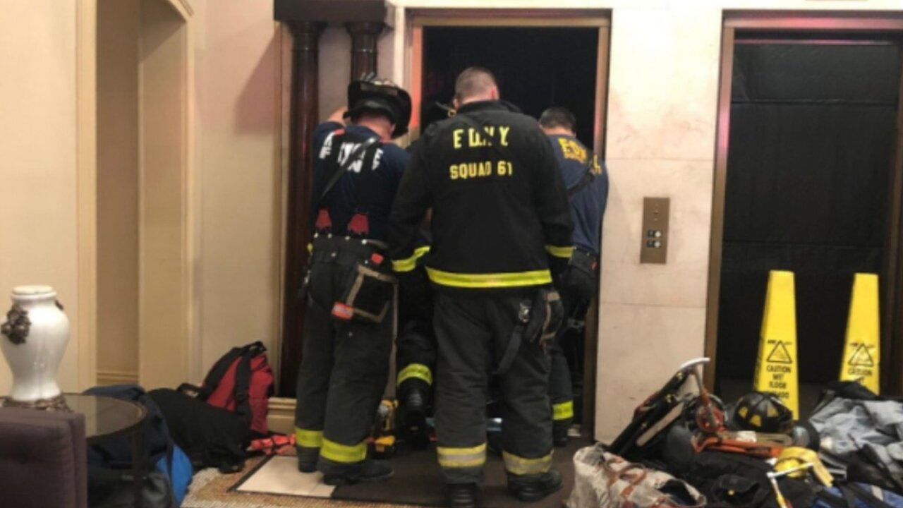 New York man crushed to death by elevator at apartmentbuilding