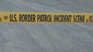 Man shot by Border Patrol near border