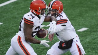 Browns Jets Football