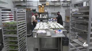 A Chefs' Affaire
