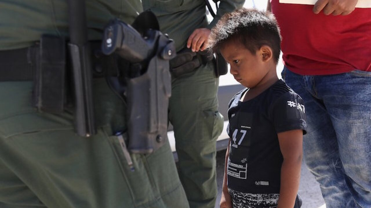 Fewer than 3,000 kids separated from parents in government custody, HHS says