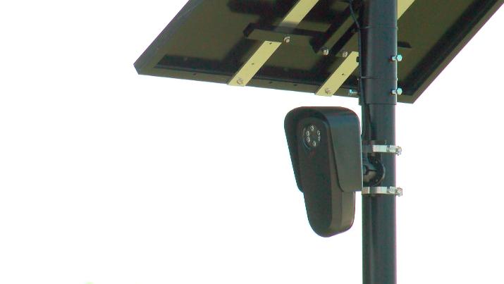 Flock camera grafton