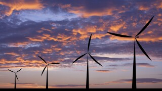 Generic wind turbine, offshore wind