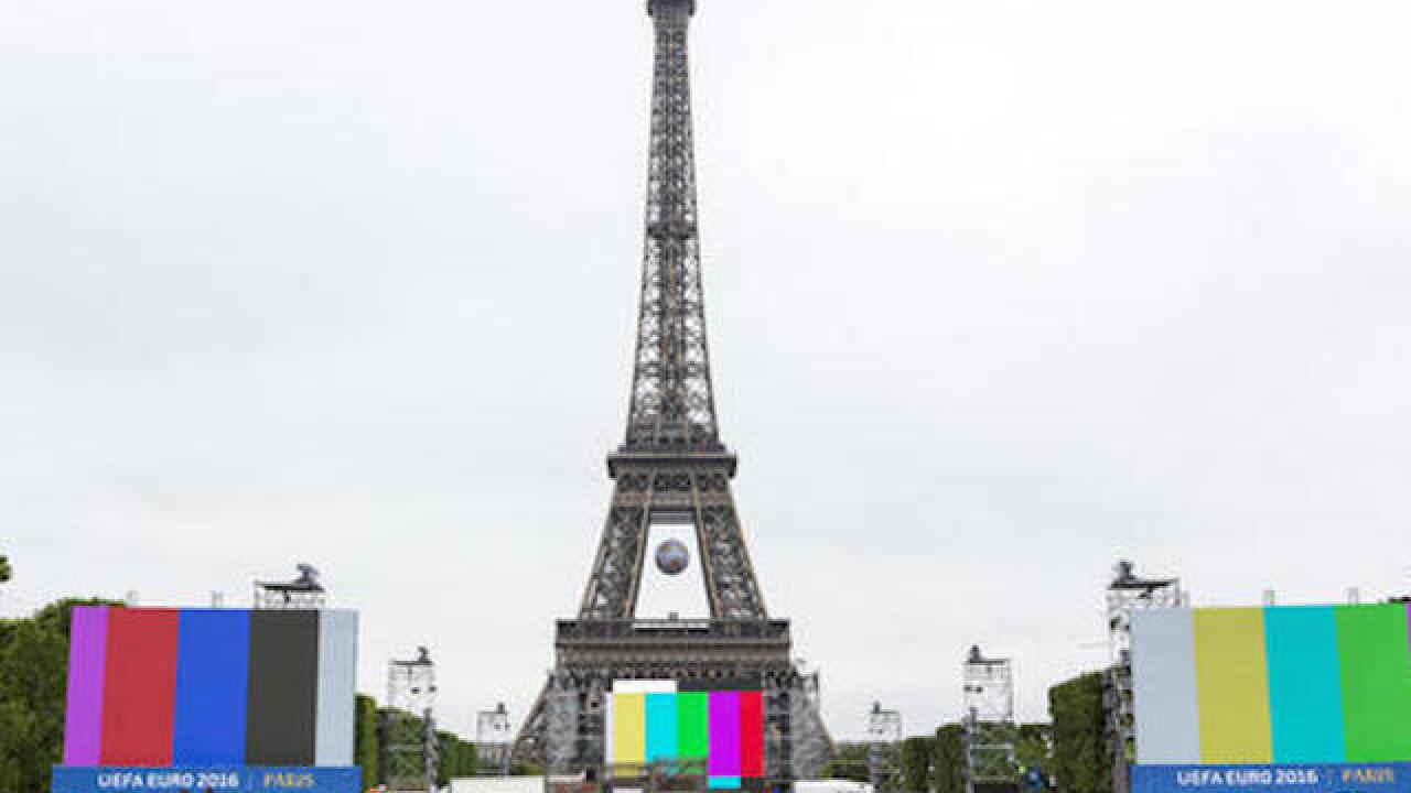 France bans 'unofficial' outdoor TVs for Euros