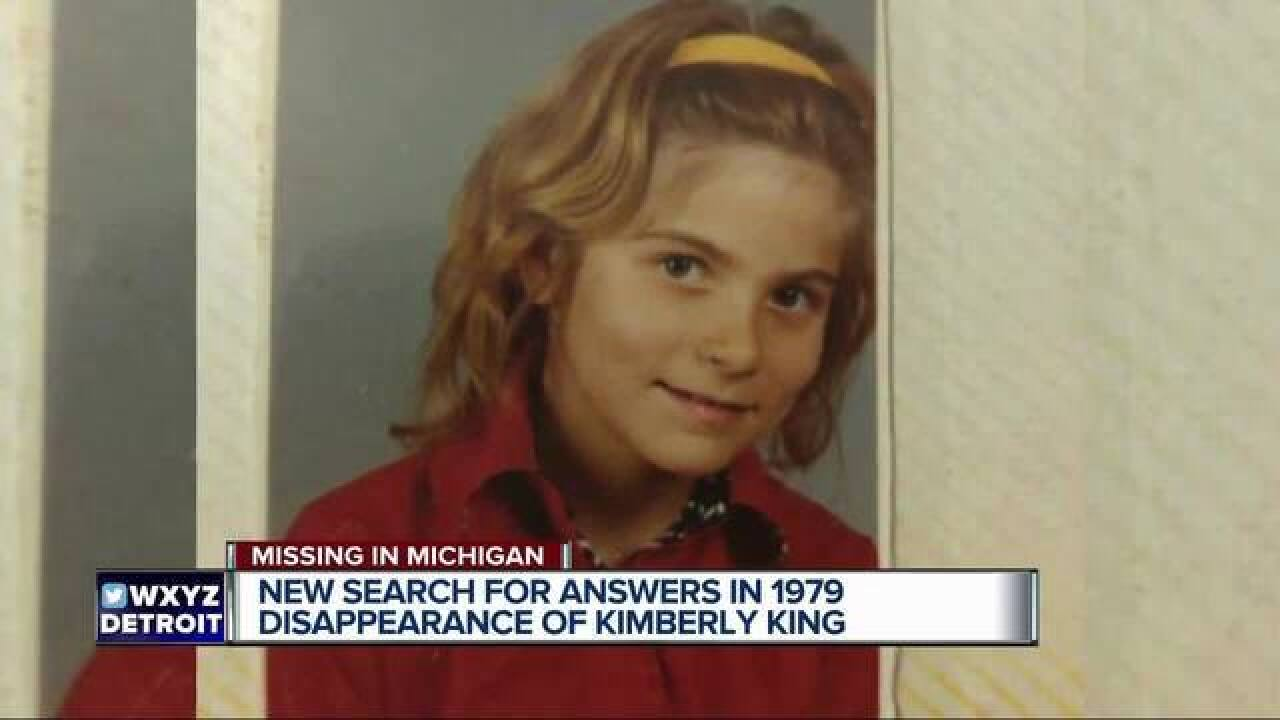 Her sister asks: Where Is Kimberly King?