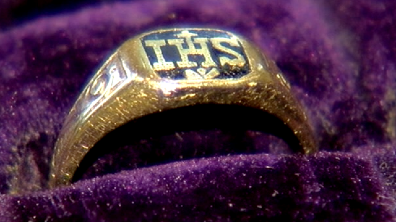 Over 100 memorial rings stolen from nuns