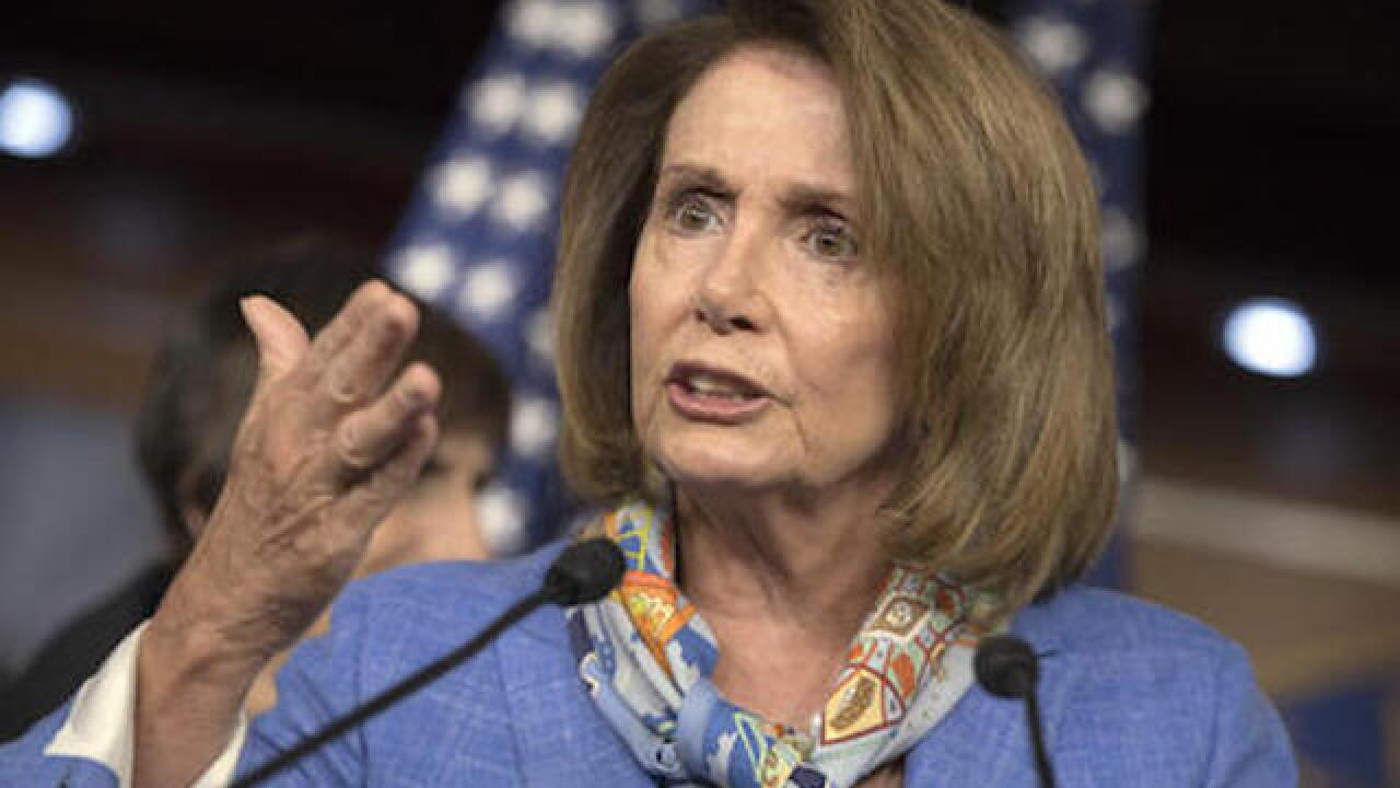 House Minority Leader Pelosi calls hack 'an electronic Watergate break-in'