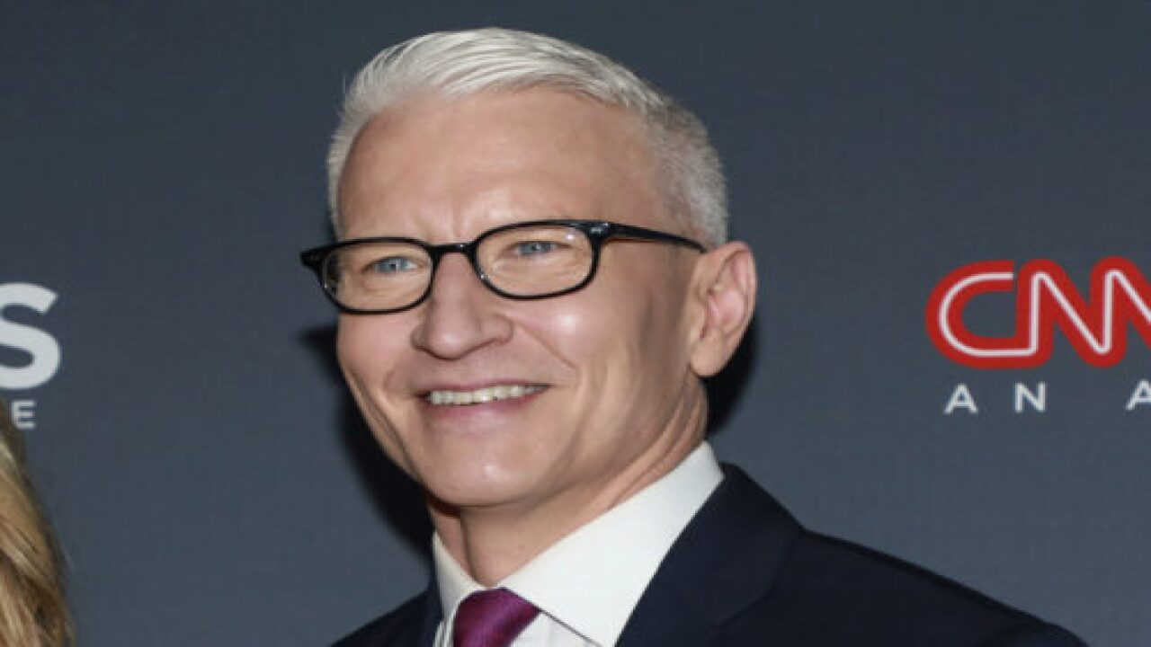 Anderson Cooper Welcomes Baby Boy