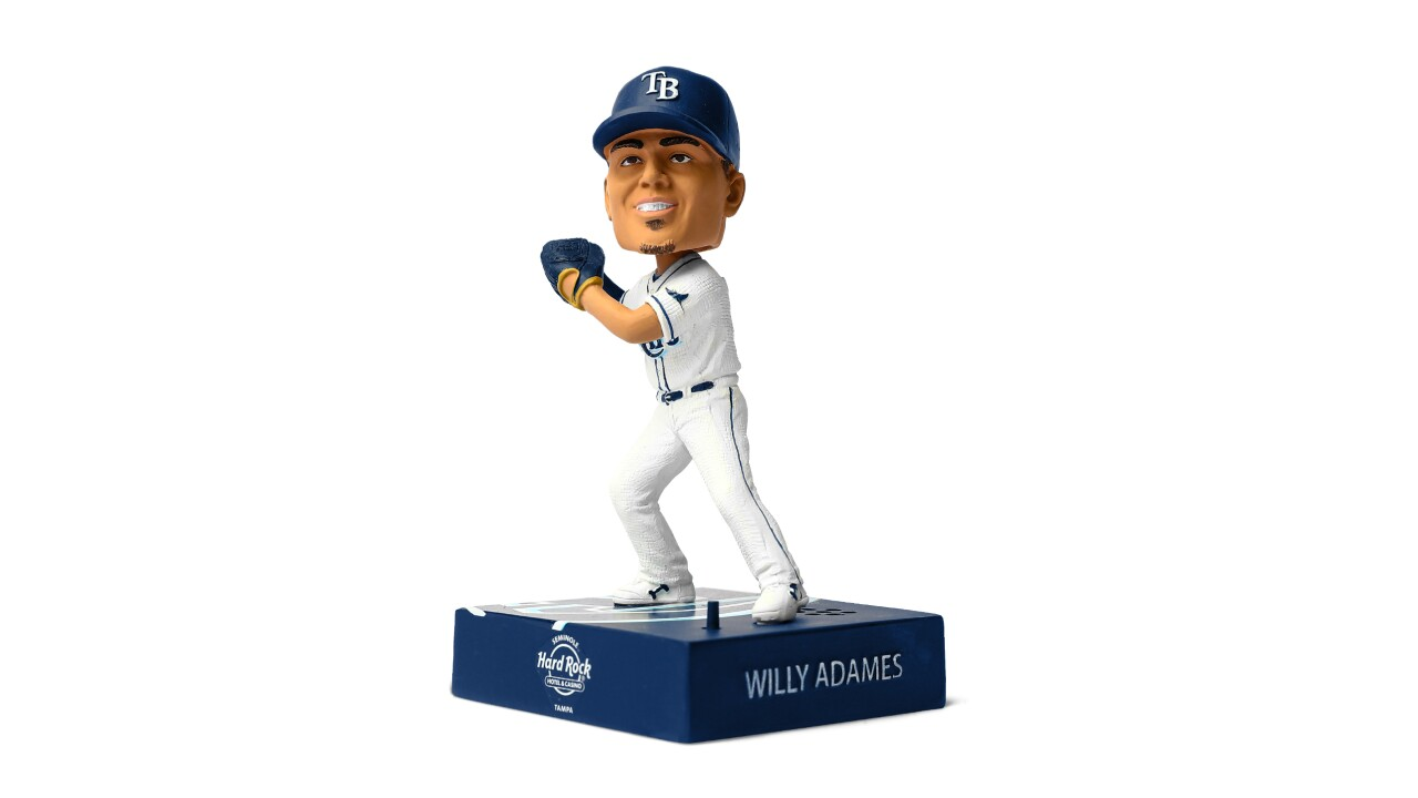 Willy Adames Audio Bobblehead
