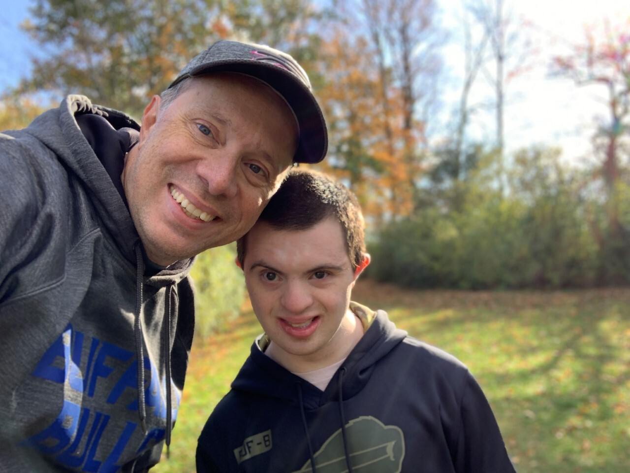 Zolnowski's 23-year-old son lives with Down Syndrome