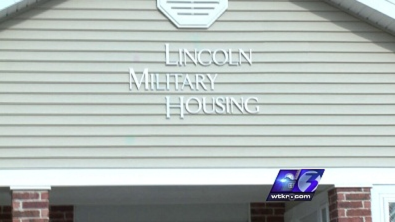 Mold inside of military housing causes frustration, illness for many